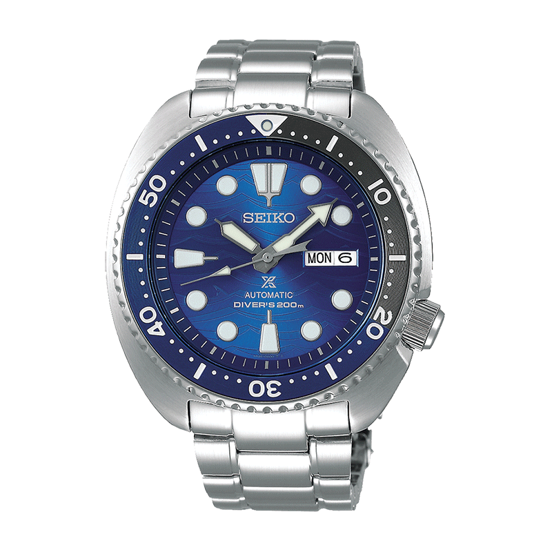 Prospex SaveTheOcean Tiburón Tortuga