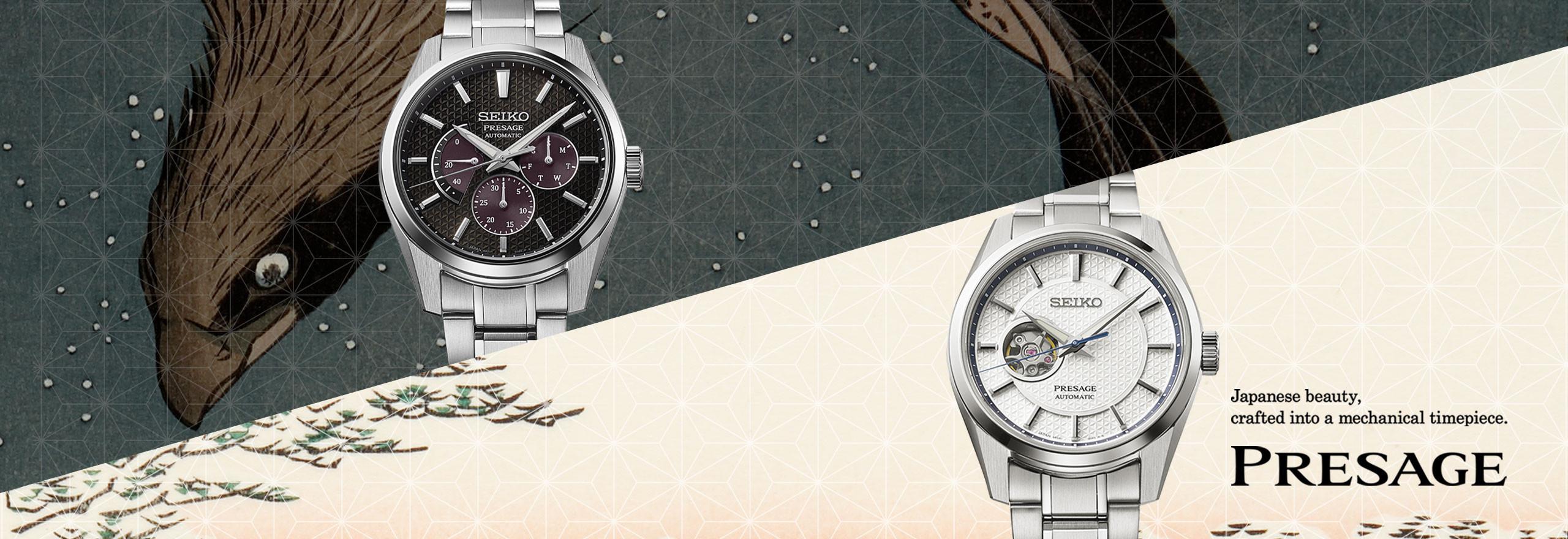 Relojes Seiko Presage. Seiko Boutique Tienda Online Oficial