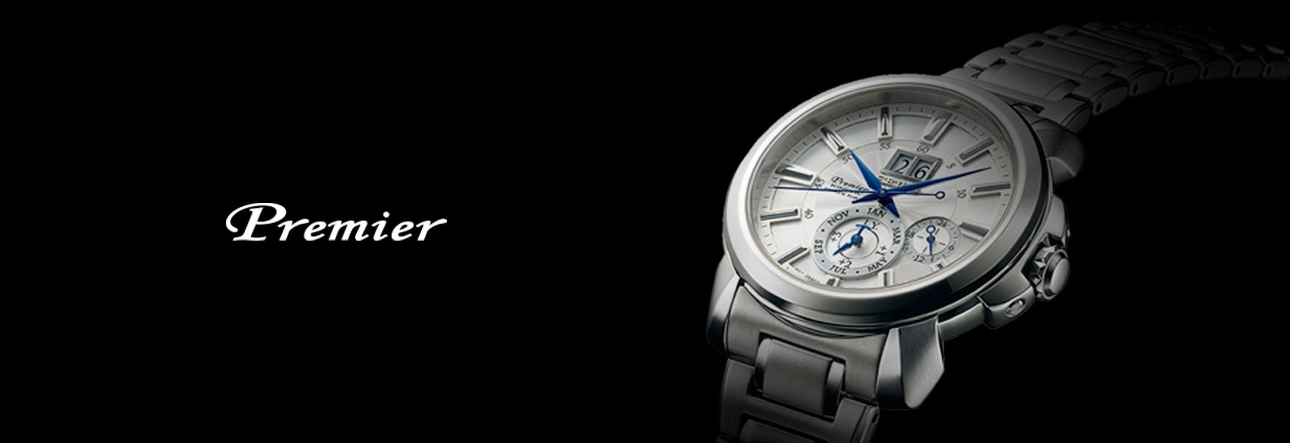 Relojes Seiko Premier. Seiko Boutique Tienda Online Oficial