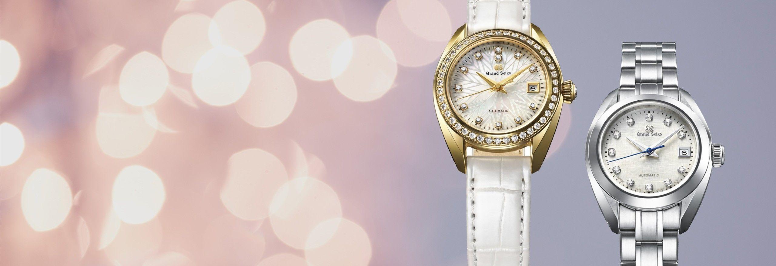 Relojes Mujer Grand Seiko. Seiko Boutique Madrid Tienda Oficial