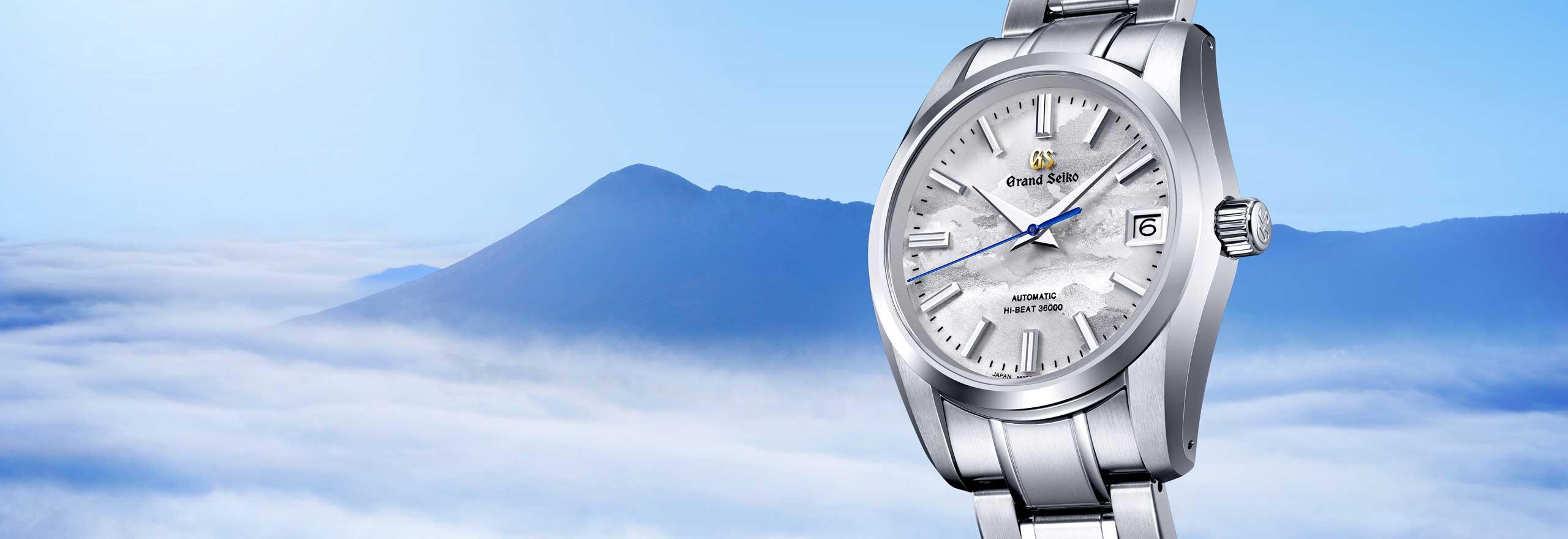 Novedades Relojes Grand Seiko. Seiko Boutique Madrid Tienda Oficial